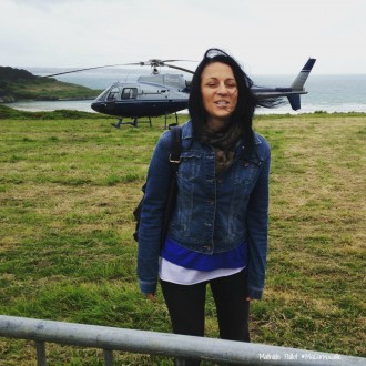 Hélicoptère breizhwind MaCornouaille