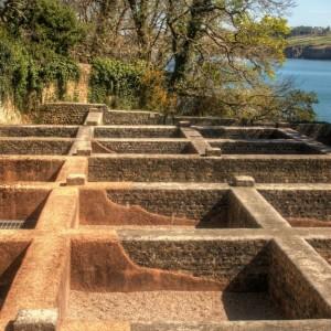 Site archéologique des Plomarc'h à Douarnenez