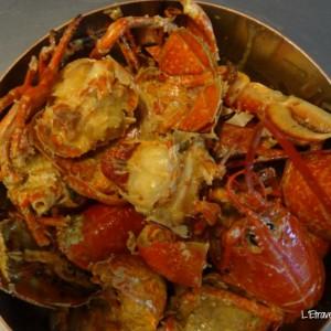 homard au chaudron macornouaille