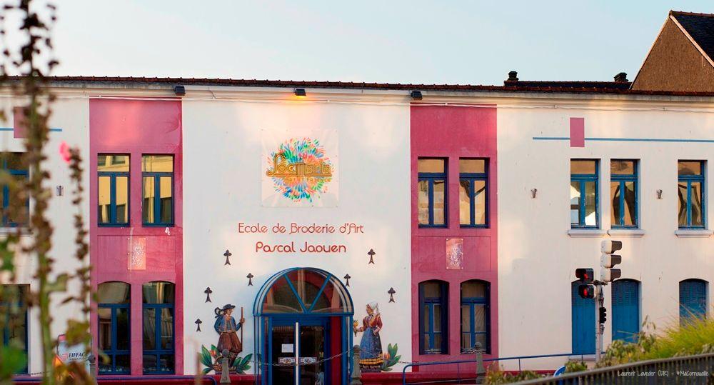 Ecole de Broderie d'Art de Pascal Jaouen à Quimper
