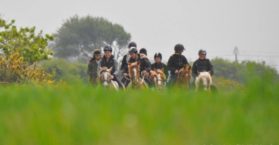 Cap Sizun à cheval MaCornouaille