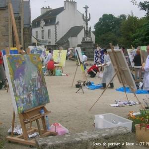 Cours de Peinture Pont-Aven MaCornouaille
