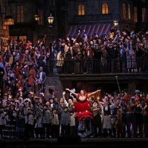 A l'opéra à Quimper MaCornouaille