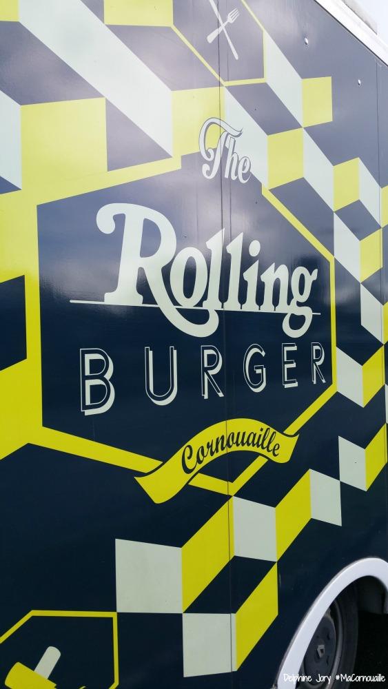 Le Rolling Burger : chez elle, c'est le goût... et bien plus ! MaCornouaille