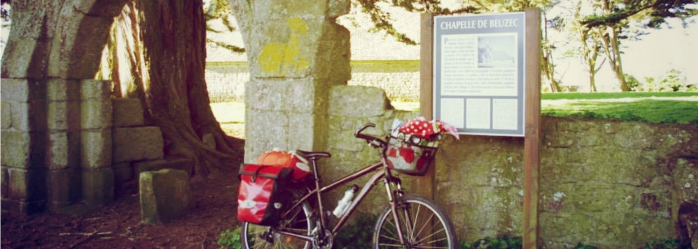 Véloroute de Beuzec à Beuzec ! 4 jours à vélo en Cornouaille...