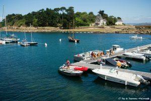 L'île Tristan : découverte du bijou douarneniste