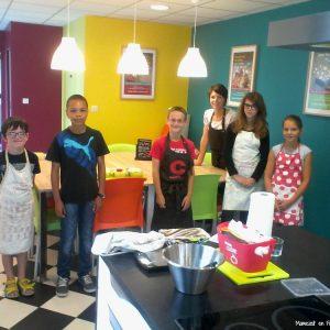Atelier cuisine pour petits et grands chez Nutri & Co