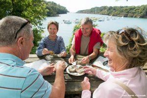 Huîtres du Bélon : une dégustation en circuit ultra court