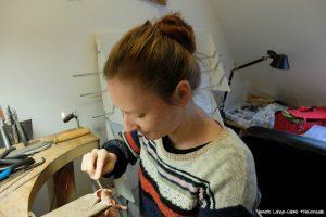 Rendez-vous avec Anaïs, créatrice de bijoux d'art
