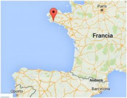 Situando La Cornualle francesa