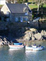Paseo por Doëlan, su ría, su puerto
