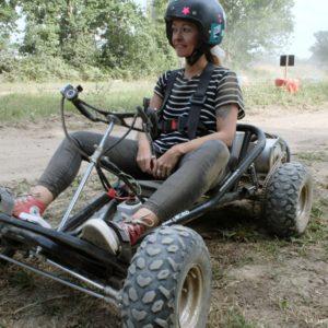 Driftworld, 1er circuit de quads électriques en France
