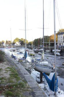Port de Pont-l'Abbé