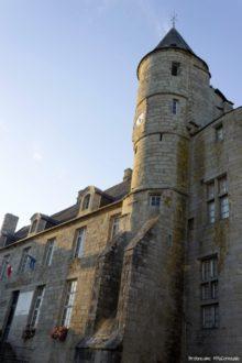 Donjon du Château des Barons du Pont