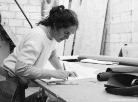 Rencontre avec Mathilde Hamon, sellerie nautique et générale à Douarnenez